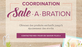 Coordination Sale-A-Bration 2019