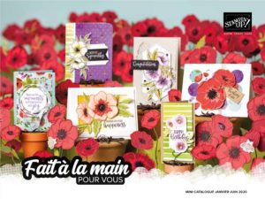 MINI-CATALOGUE PRINTEMPS ÉTÉ 2020